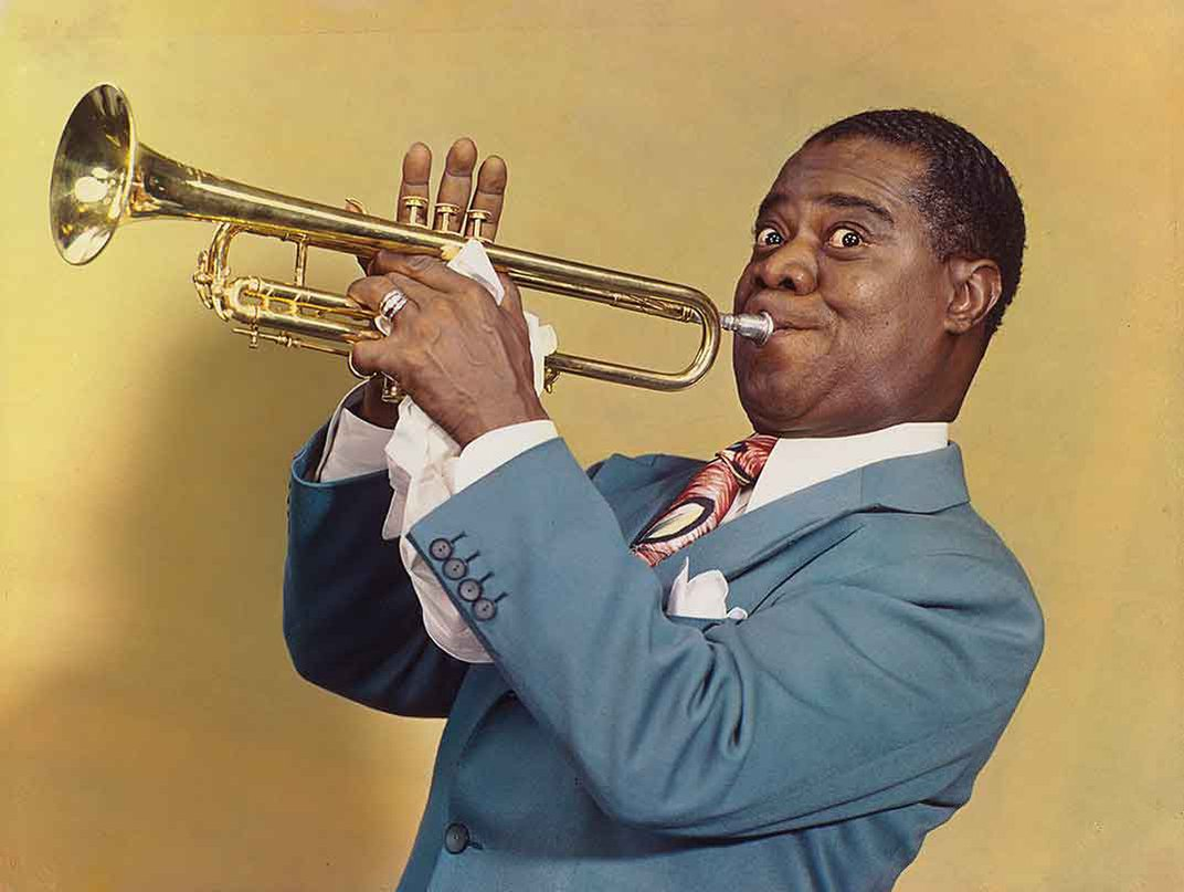 To Really Appreciate Louis Armstrong's Trumpet, You Gotta Play it. Just Ask Wynton Marsalis