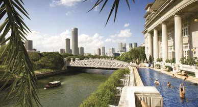 Building on the past is one of Singapores strengths