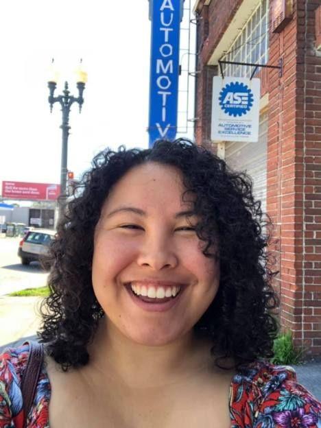 2012 Young Ambassadors Program alumna, Jessica Hernandez.