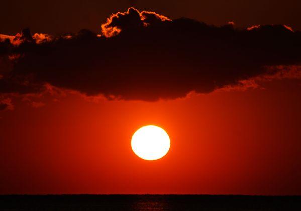 Cloudy Sunset thumbnail