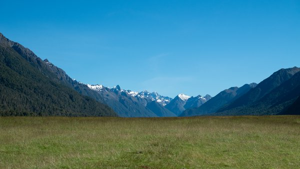The wilderness of New Zealand thumbnail