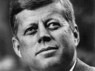 Will the files show who was really behind the assassination of John F. Kennedy?