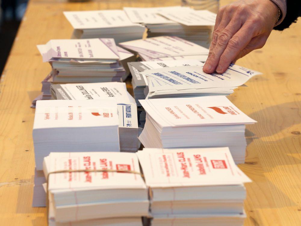 voting in France