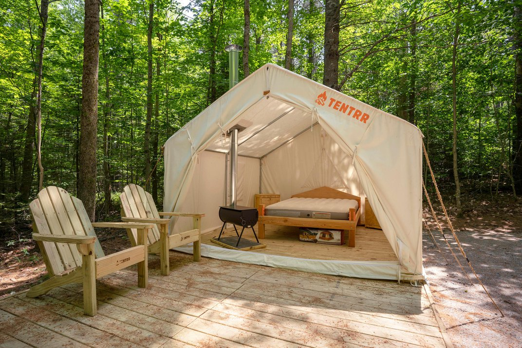 Taking a Road Trip During the Pandemic? Consider Camping (Legally) on Private Land