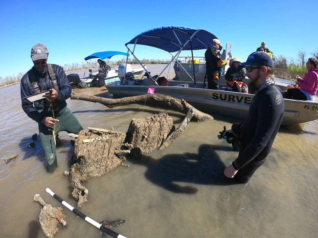 The 'Clotilda,' the Last Known Slave Ship to Arrive in the U.S., Is Found