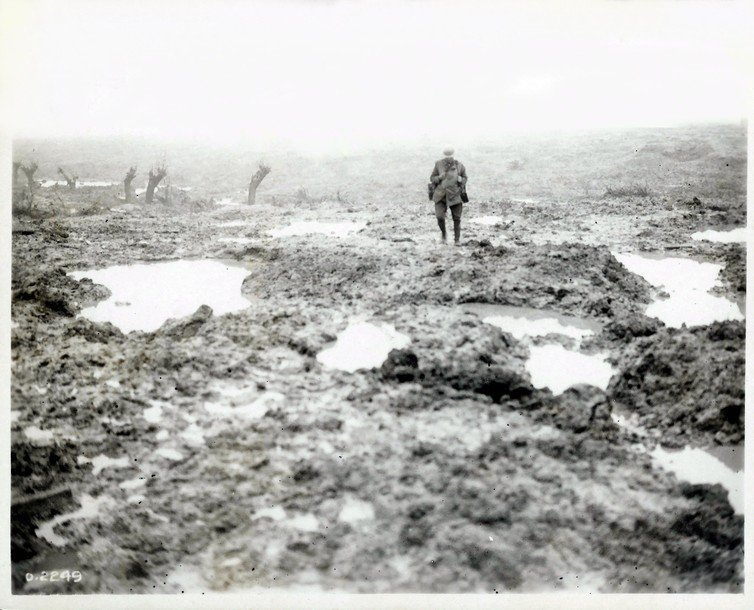How World War I Changed Weather Forecasting for Good
