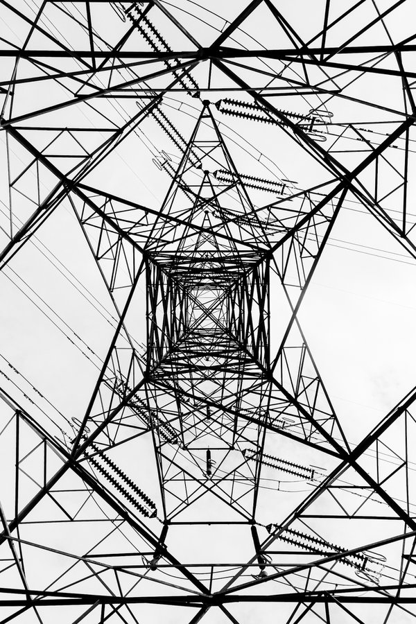 Under a electric tower thumbnail