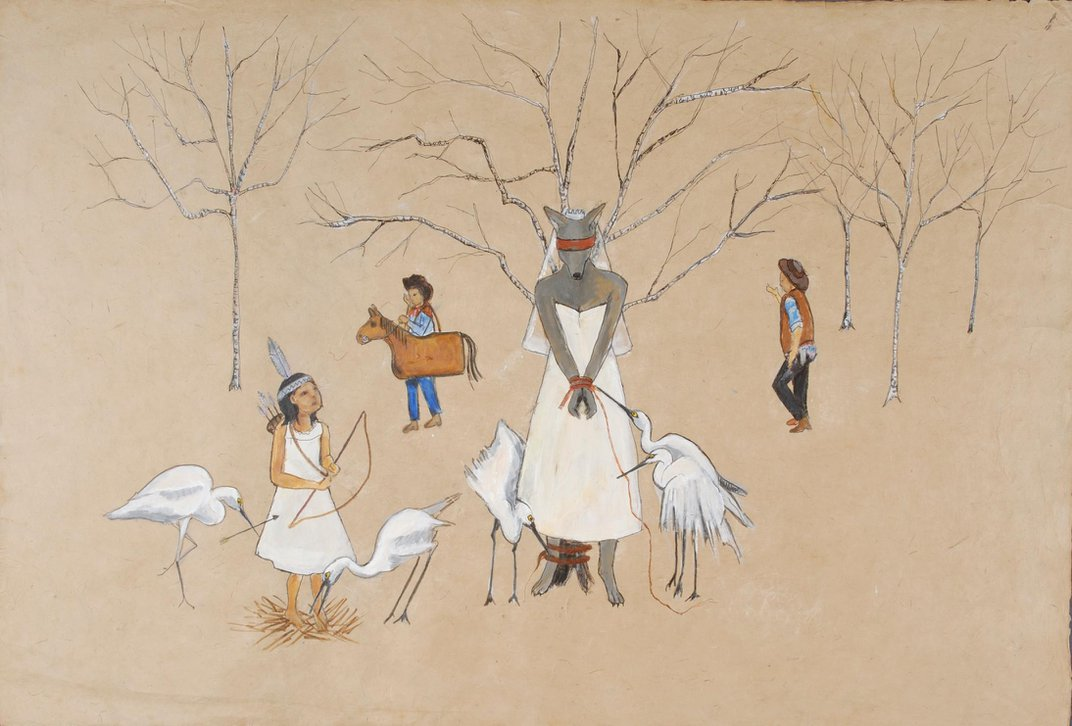 Long Sidelined, Native Artists Finally Receive Their Due