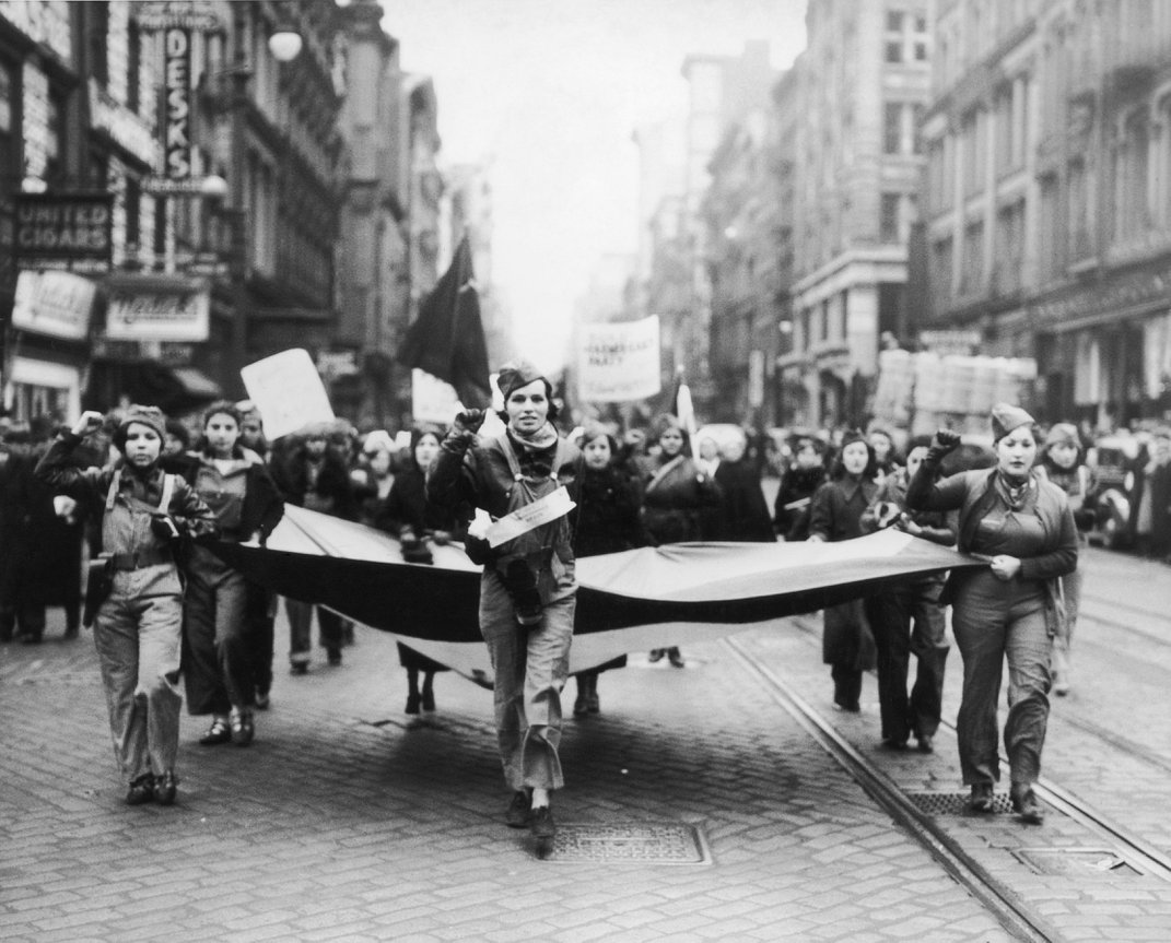 A Brief History of Anti-Fascism