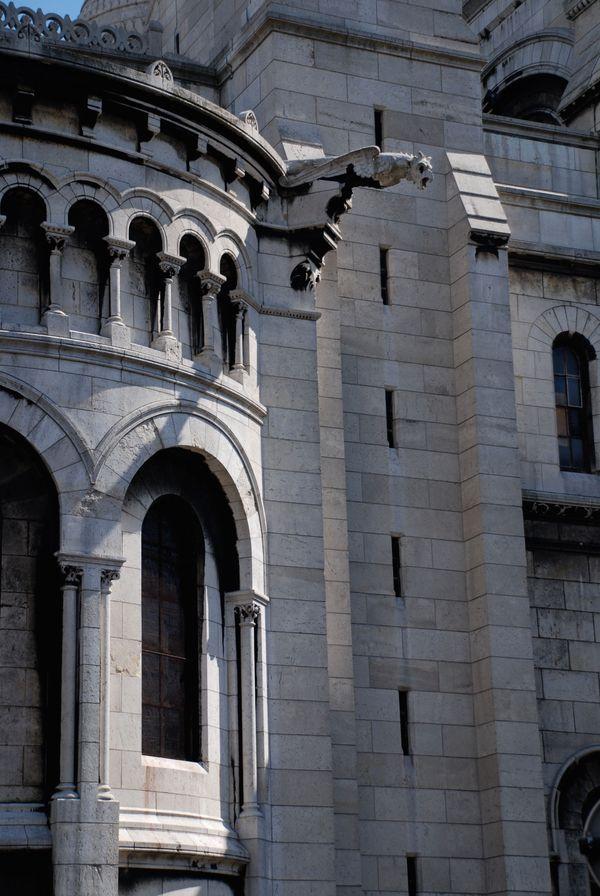 Sacr-Cur Basilica Gargoyle thumbnail
