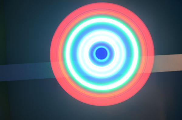 Three colours of circle thumbnail