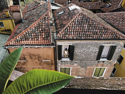 Five hundred years ago, officials welcomed foreign Jews to Venice, but confined them to a seven-acre section of the Cannaregio district, a quarter soon known as the Ghetto after the Venetian word for copper foundry, the site's previous tenant.