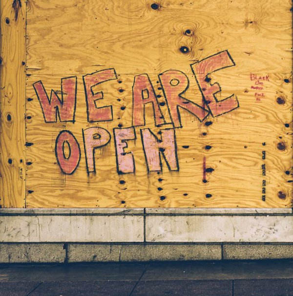 We are Open thumbnail