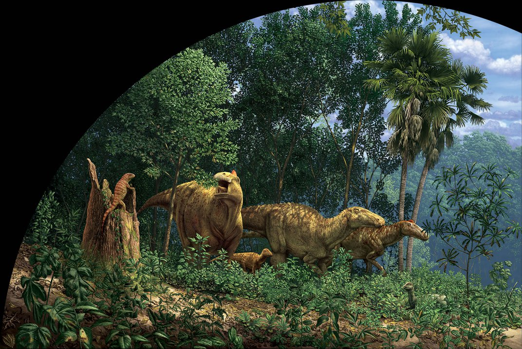 Meet the Master Muralist Who Inspired Today's Generation of Paleoartists