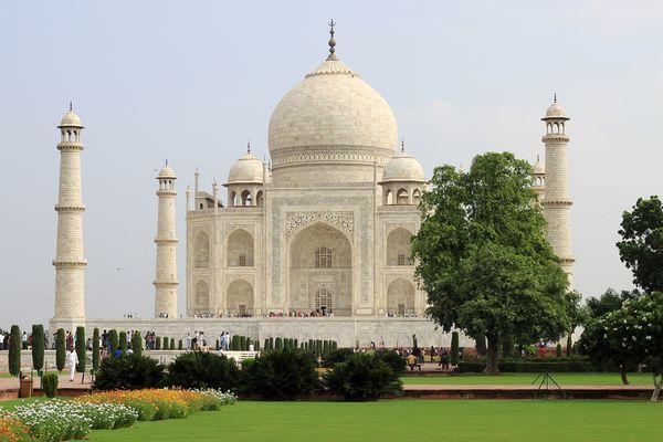 The Taj Mahal. thumbnail