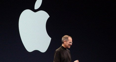 Steve Jobs -- no longer the CEO at Apple