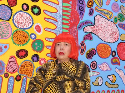The enigmatic Yayoi Kusama built a museum for her work in near total secrecy
