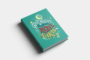 Preview thumbnail for 'Goodnight Stories for Rebel Girls 2