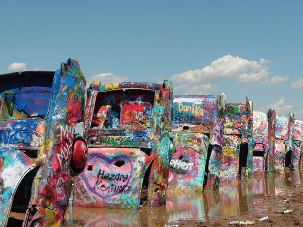 Graffiti Cars thumbnail