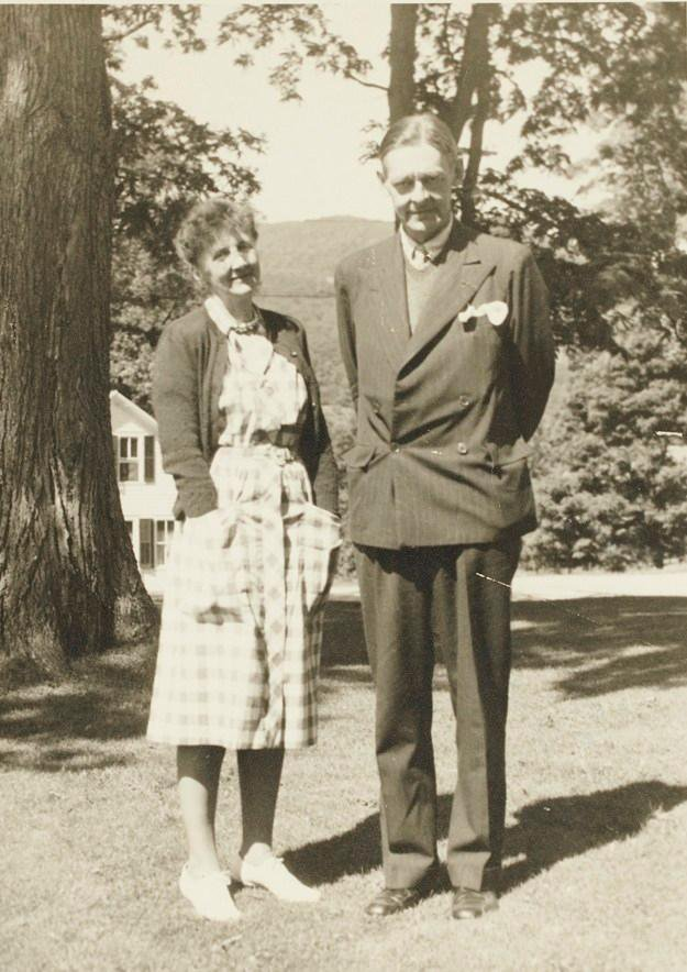 Emily Hale Was T.S. Eliot's Confidante—and More, Suggest Newly Unsealed Letters