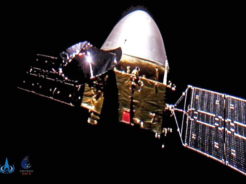 Tianwen-1 Mars spacecraft