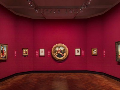 """Raphael in Berlin"" at the Gemäldegalerie"