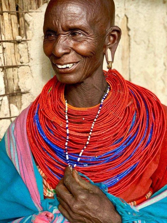 Samburu Woman thumbnail
