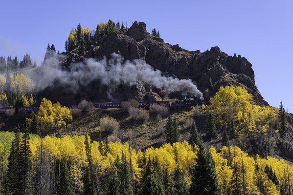 Riding The Rails With Steam thumbnail