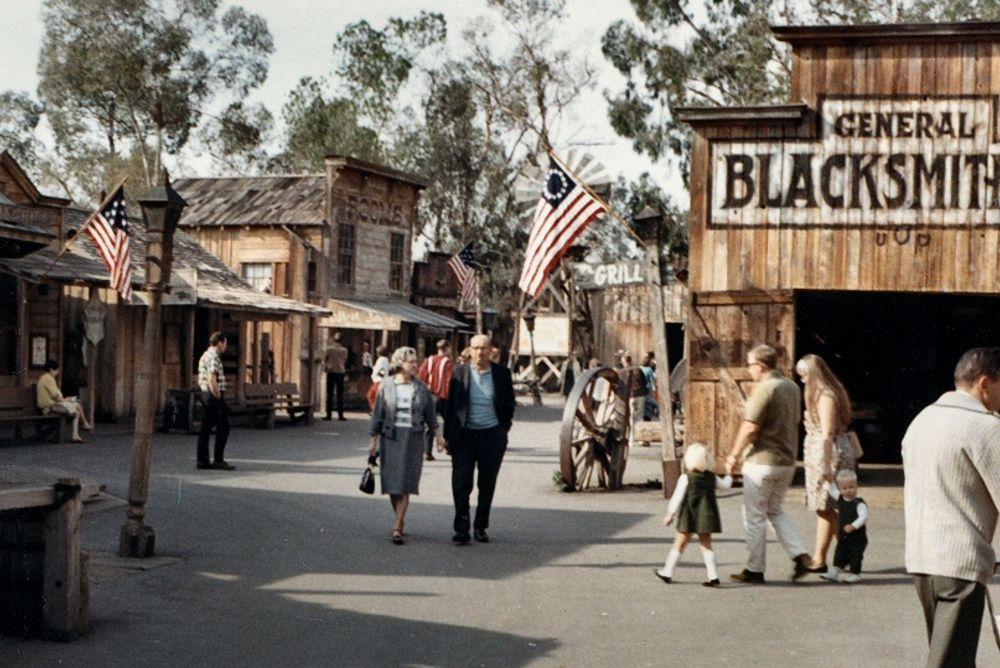 Old West, as seen through 1967 Orange County eyes