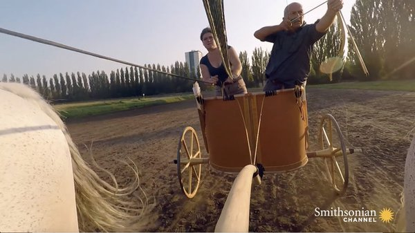 Preview thumbnail for Why the Two-Wheel Chariot Was So Effective in Ancient Battles