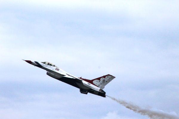 United States Air Force Thunderbirds  thumbnail