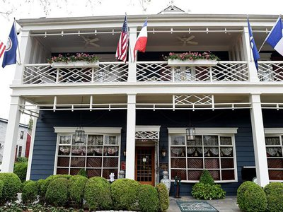 The Inn at Little Washington in Washington, Virginia, is regularly rated as one of the best restaurants in the world.