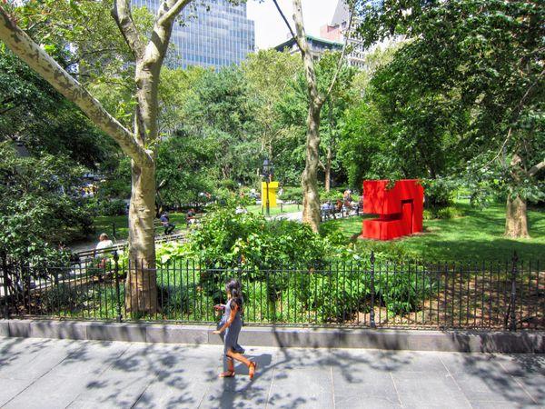 Calming Walk through Central Park in New York City thumbnail