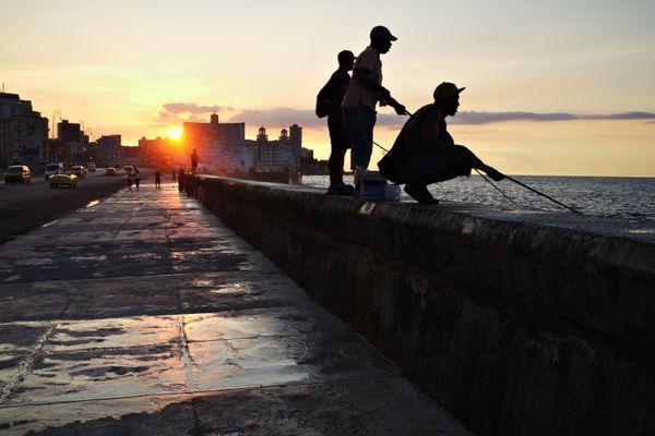 Fishing on The Malecon thumbnail