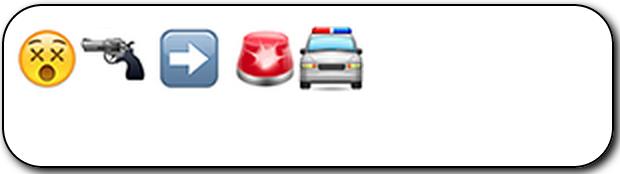 emoji death threat