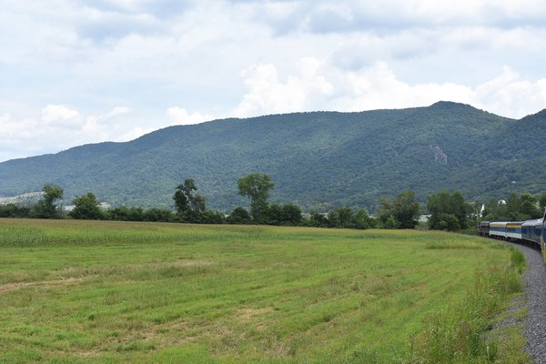 View of Rural West Virginia From Potomac Eagle Railroad thumbnail