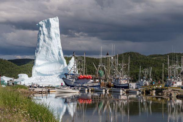 Moored Iceberg thumbnail