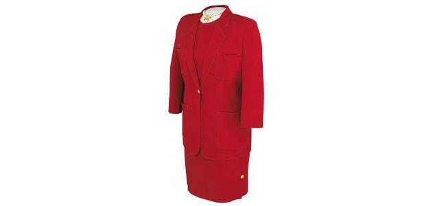 Secretary Albrights dress