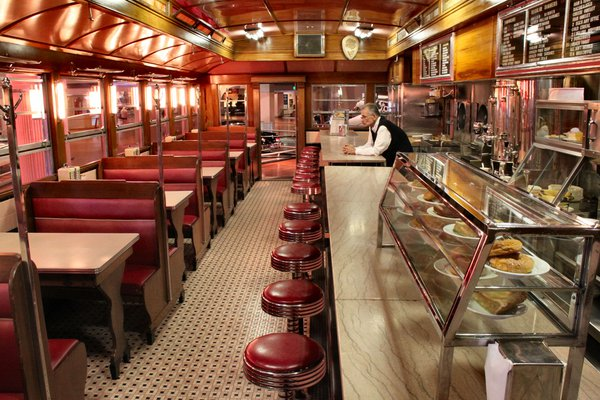 The Empty Diner thumbnail