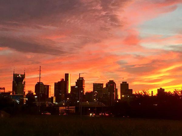 Sunset Over Music City thumbnail