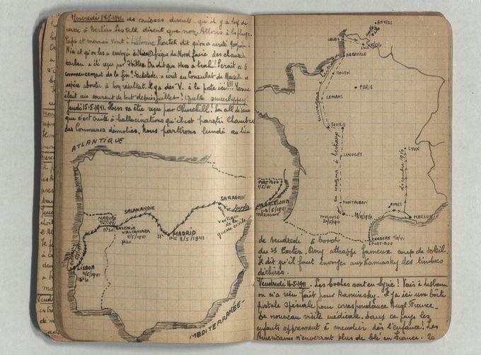 USHMM Diary
