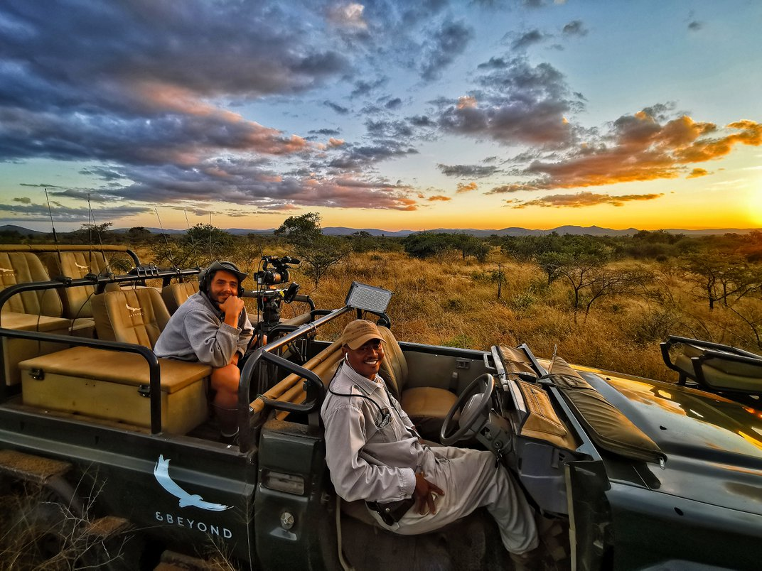Want to Support Wildlife Conservation in Africa? Start by Going on a Virtual Safari