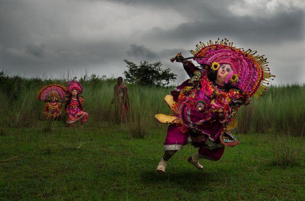 CHHAU DANCE thumbnail