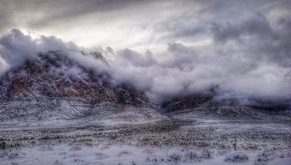 Las Vegas NV Spring Snowstorm  thumbnail