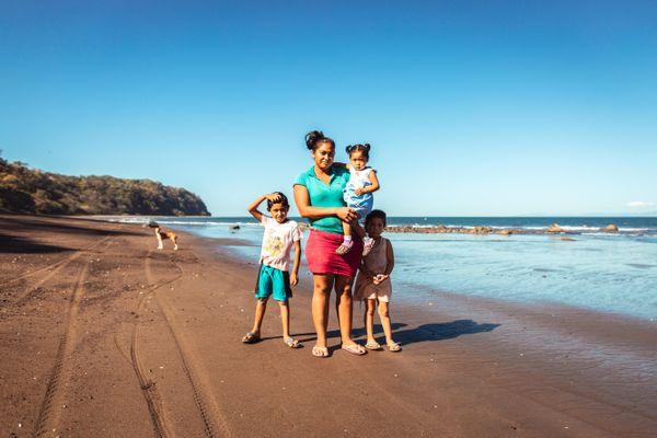 A Nicaraguan family thumbnail