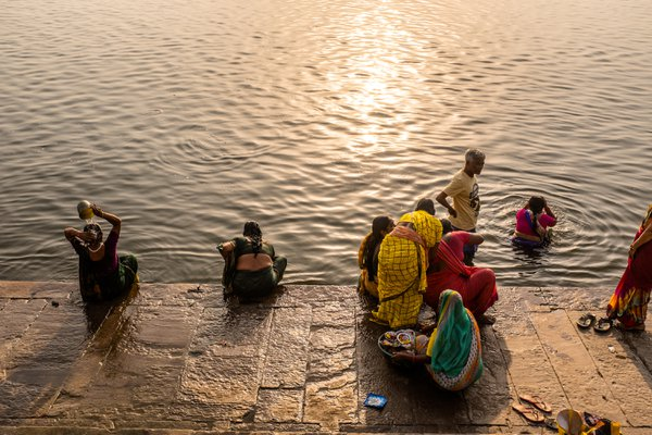 Live in the Ganges thumbnail