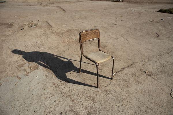 Human chair thumbnail