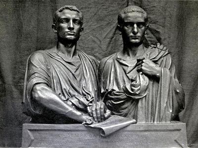 Tiberius and Gaius Gracchus.