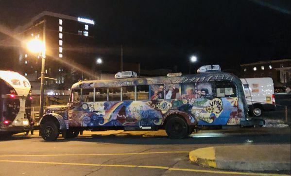 The Bus: Bob Weir experience NC thumbnail