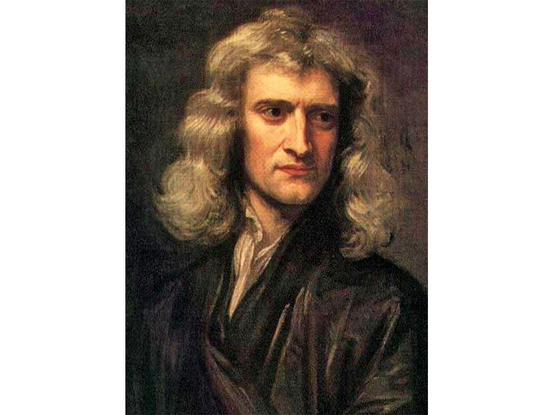 Isaac Newton Thought the Great Pyramid Held the Key to the Apocalypse